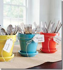 labeled utensils