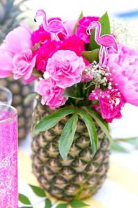 flowery pinepple