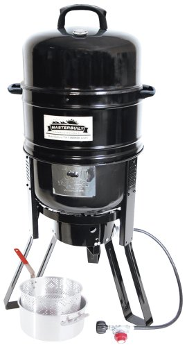 Masterbuilt M7P 7-in-1 Smoker and Grill