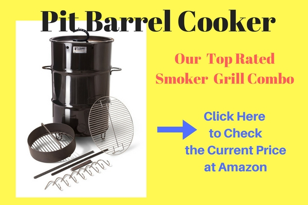 top rated pit barrel cooker