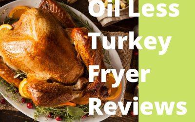 no oil turkey cooker