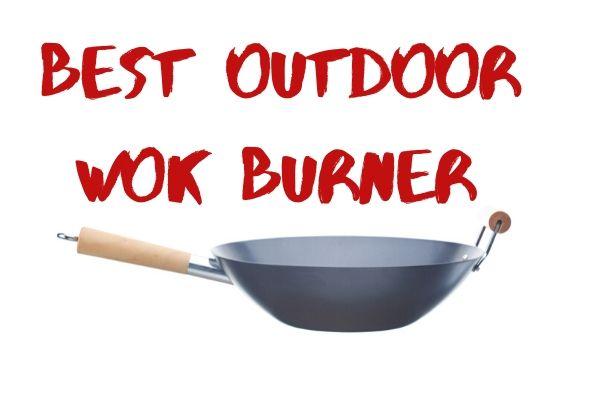 Outdoor Wok Burner