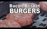 bacon brisket burgers