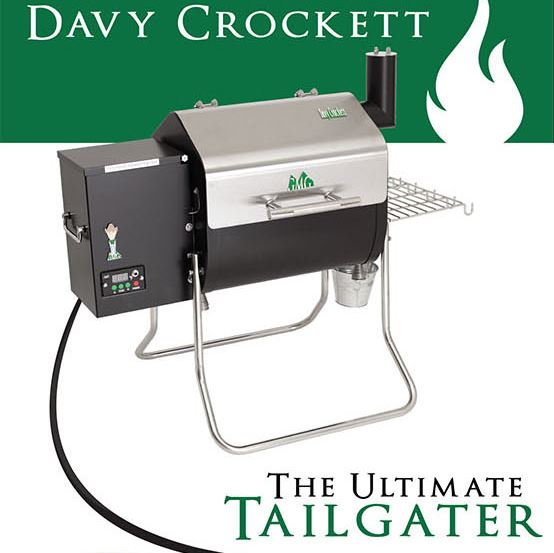 Davy Crockett Grill Review