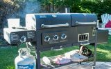 Nice looking Outdoor Grill