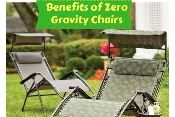 Zero Gravity Chairs the Benefits