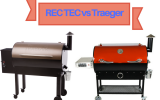 REC TEC and0 Traeger grills