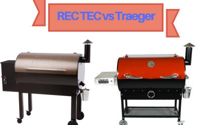 REC TEC and0 Traeger grills