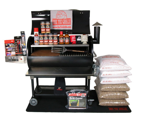 REC TEC vs Traeger - The Battle of the Best Pellet Grills