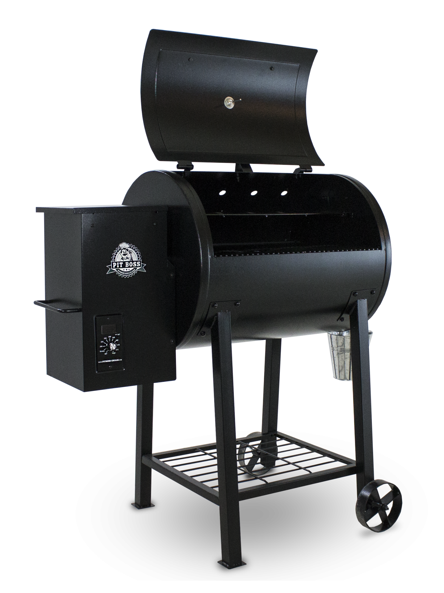 pit boss pellet grill review november 2017