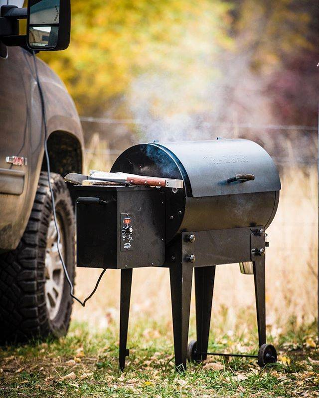Traeger Tfb30lzb Tailgater 20 Series Freestanding Grill Review