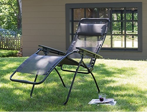 Best Zero Gravity Chair For Outside Use October 2018