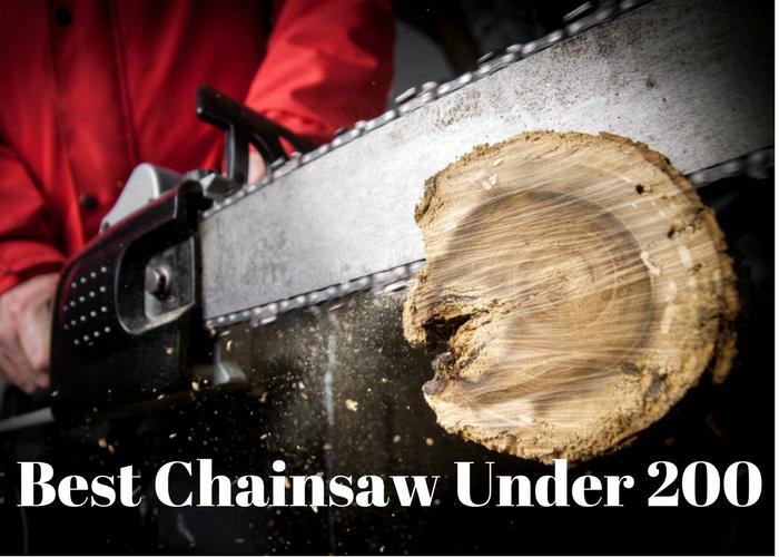 best cheap chainsaw