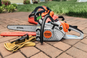 Stihl vs Husqvarna Chainsaws August 2019