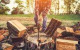 best wood splitting maul article