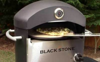 Black Stone Pizza Oven