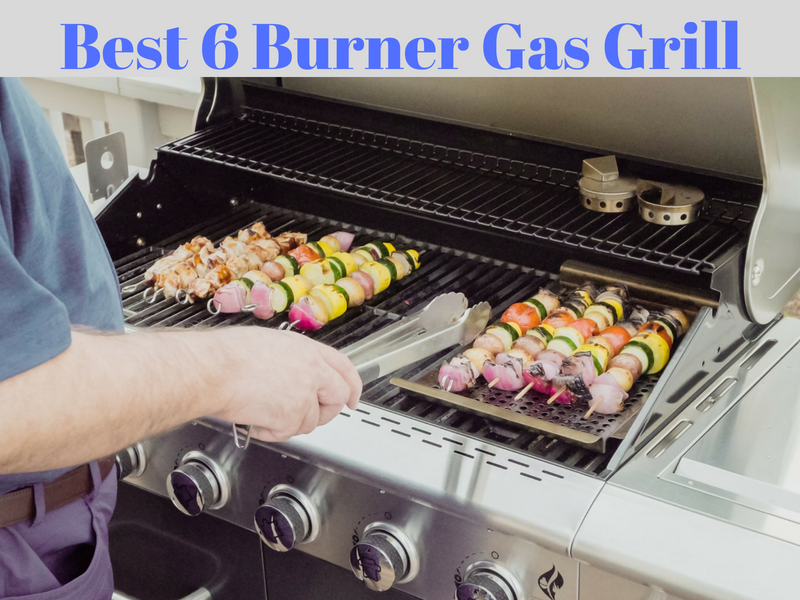 best 6 burner gas grill on the market