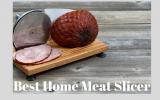 Best home meat slicer