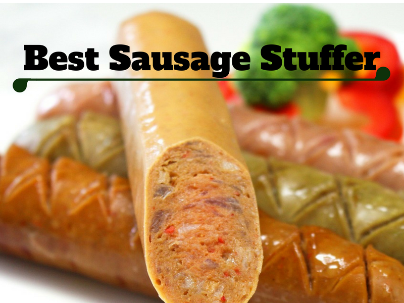 best sausage stuffer home use