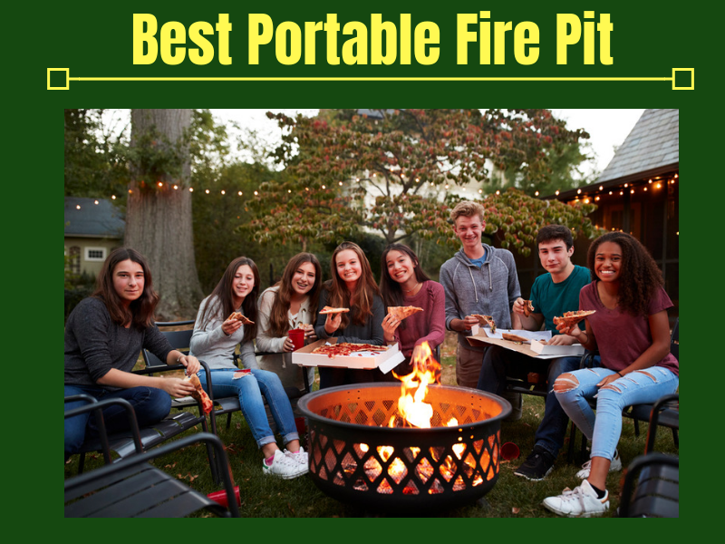 best portable fire pit for the money