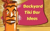 Backyard Tiki bar ideas