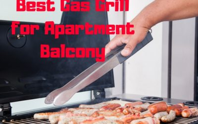 Best small grill for apartment balcony