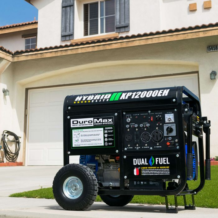 best propane generator for home use