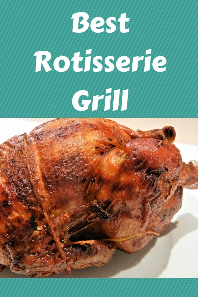 best rotisserie grill image