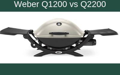 Weber Q1200 Grill