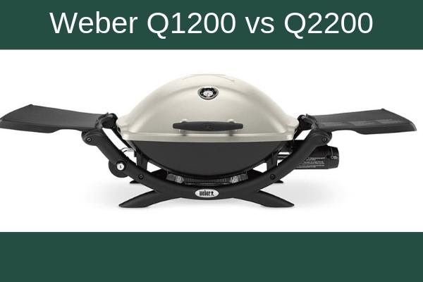 Weber Q1200 vs Q2200 September 2019