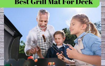 best grill mat for deck