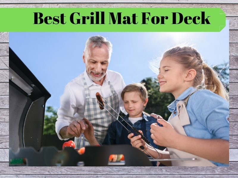 best grill mat for deck