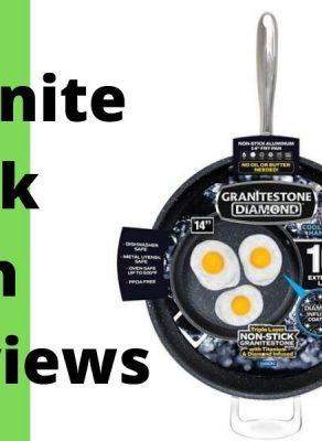 Granite Rock Pan Reviews