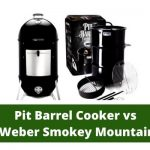 Pit Barrel Cooker vs Weber Smokey Mountain