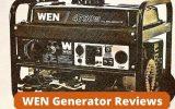 Wen Generator Reviews