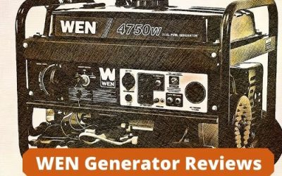 Wen Generator Reviews