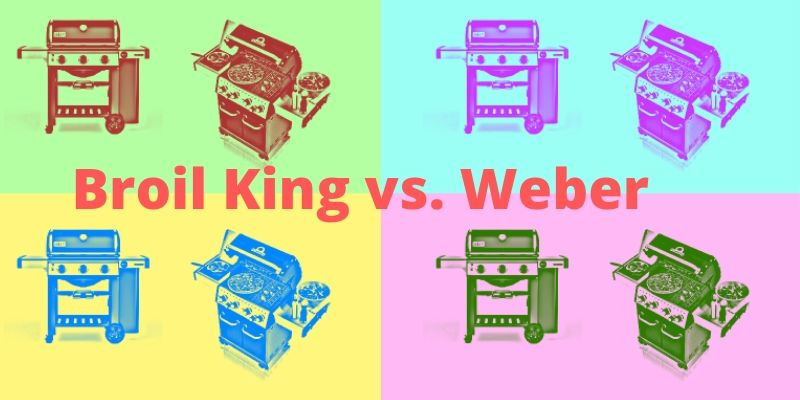 broil king baron vs weber spirit